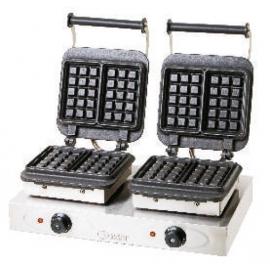 BARTSCHER Máquina Waffles Dupla